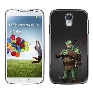 LOVE FOR Samsung Galaxy S4 Ninja Turtle Personalized Design Custom DIY Case Cover