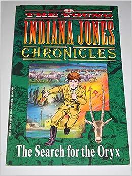 Dan Barry USA, 1992 Young Indiana Jones Chronicles # 10
