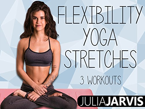 Flexibility Yoga Stretches on Amazon Prime Video UK