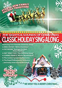 Amazon.com: Sights and Sounds of Christmas Classic Holiday Sing ...