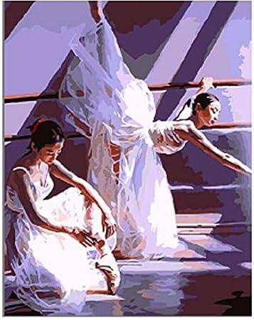 Pintura Por Números Pinturas Acrílicas Cuadros De Pared Para Sala ...