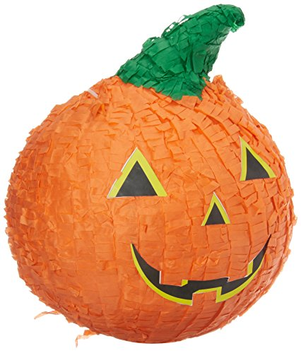 Halloween Jack-O-Lantern Pumpkin Pinata, Party Game, Centerpiece Decoration and Photo Prop Awesome Jack O-lanterns