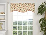 Cheap VICTOR MILL Caicos Shaped Valance