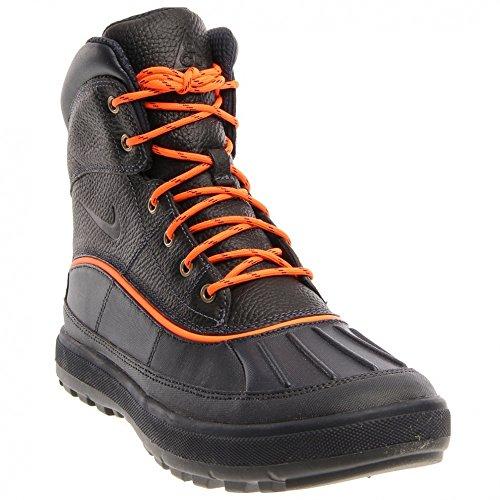 Nike Woodside II Mens Boots 525393-448 Dark Obsidian 8.5 M US (Nike Boots Men Woodside)