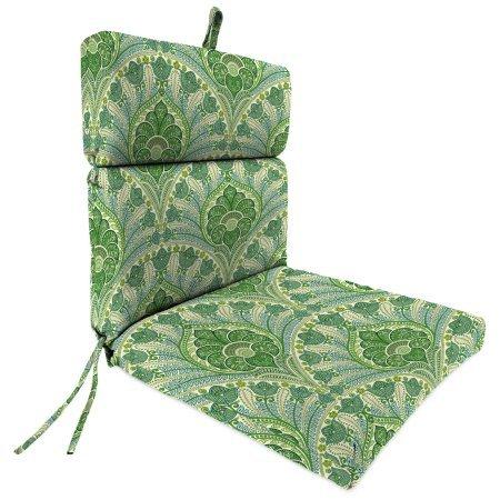 Amazon Com Patio Chair Cushion Crescent Beach Jungle 44 X 22 X