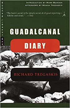 Book Guadalcanal Diary (Modern Library)