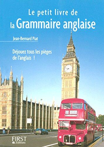 Petit Livre De La Grammaire Anglaise Le Petit Livre