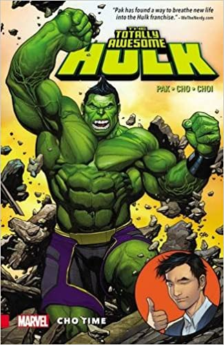 Amazon the totally awesome hulk vol 1 cho time amazon the totally awesome hulk vol 1 cho time 9780785196099 greg pak frank cho books fandeluxe Document