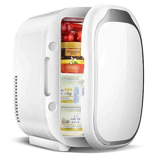 LLYU 6L portátil Coche Refrigerador Congelador Mini Coche ...