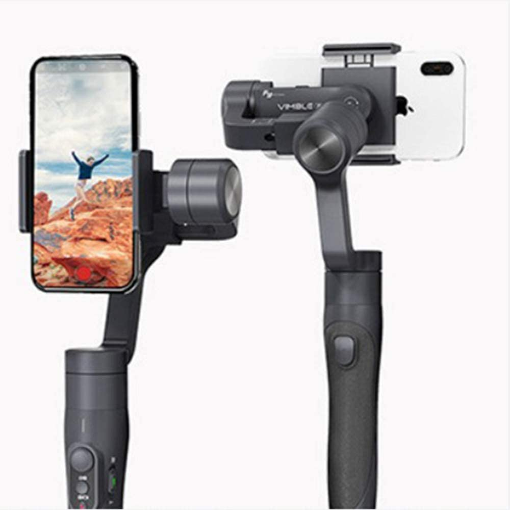 LoMe Handheld Gimbal Stabilizer 3-axis Anti-Shake 360/° no Dead Angle Collapsible Smart Camera stabilizer