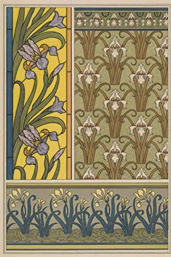 2019 Daily Planner: Iris Art Nouveau Calendar with Goal-Setting Section, 6