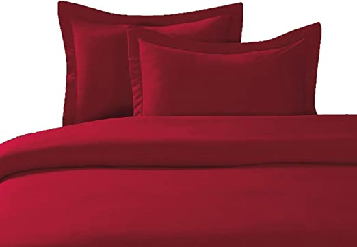 Hotel Collection 100/%Egyptian Cotton Bedding Items 1000TC BURGUN Solid All Size