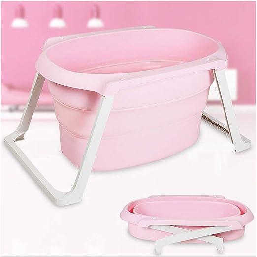 LYM & bañera Plegable Fold portátil para niños Bañera de natación ...