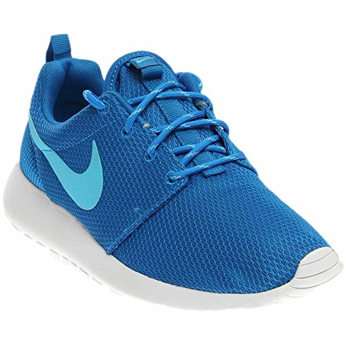 Nike Womens Roshe One Running Shoes Blue/White u49Wo