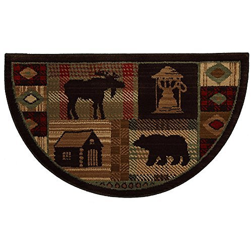 Wild Country Hearth Rug-25'' x 42''