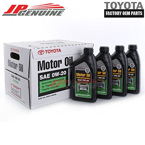0w20 synthetic oil toyota - 6