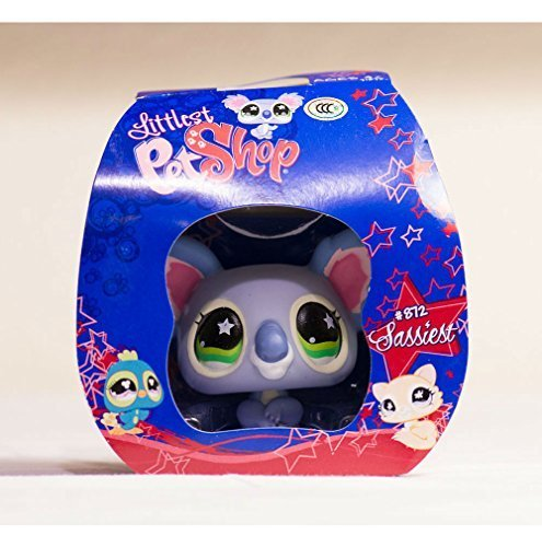 *Littlest Pet Shop* LPS Special Edition Koala w/Sassiest eyes NIB #872 from Unbranded