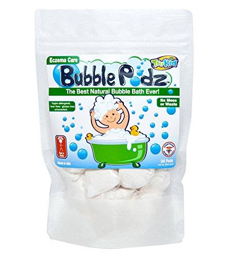 TruKid eczéma soins Bubble Podz, 24 comptage