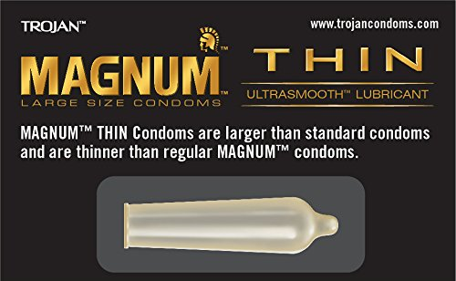 Condoms bigger than magnums