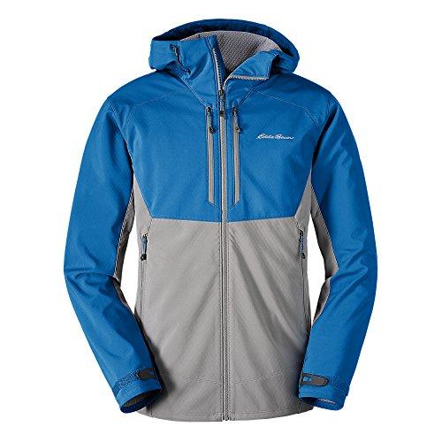 Eddie Bauer Men's Sandstone Thermal Jacket, Ascent Blue S ()