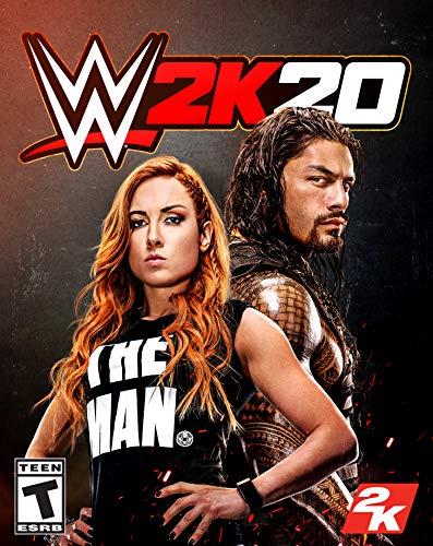 WWE 2K20 – PC [Online Game Code]