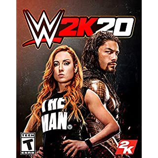 WWE 2K20 Deluxe Edition - PC [Online Game Code]