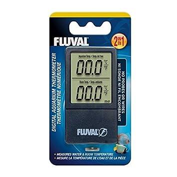 Fluval Termometro Digital 2 En 1