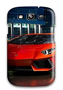 Galaxy S3 Case, Premium Protective Case With Awesome Look - 2013 Lamborghini Aventador Lp700 4