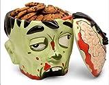 ThinkGeek - Zombie Cookie Jar Head