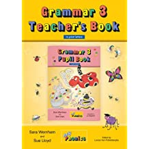Grammar 3 Teacher's Book (in print letters): in Print Letters (BE)