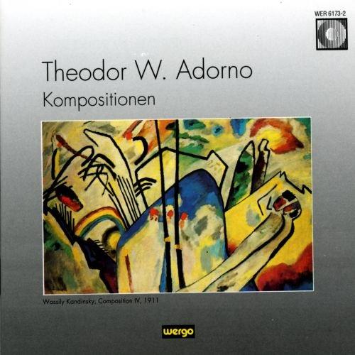 Adorno: 2 Works for String Quartet/7 Short