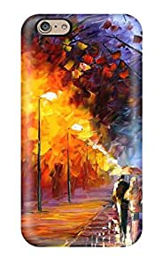 For Iphone 6 Protector Case Oil Paintings Phone Cover