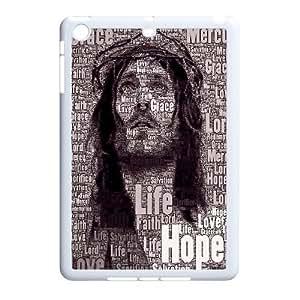 Best Quality [LILYALEX PHONE CASE] Jesus Christ Bless Us For Ipad Mini Case CASE-5