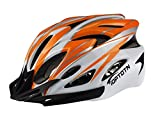 Super Lightweight Integrally Road Bicycle Cycling Helmet (Orange)