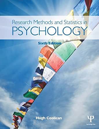 research statistics and psychology Research and statistics are essential elements within the field of psychology through the evolution of technology, the task of conducting.