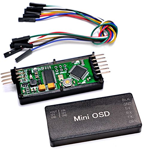 Price comparison product image FPVDrone MinimOSD On Screen Display Minim MAVLink OSD for APM 2.6 APM 2.52 Flight Controller Board