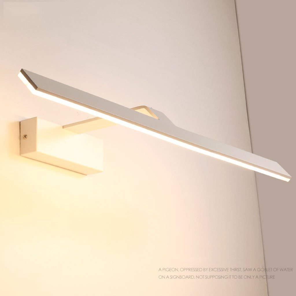 JBP Max Spiegel Licht Badezimmer Licht LED Spiegel Schrank Spiegel Scheinwerfer Badezimmer Spezielle Make-Up Lampe Dressing Lampe,42Cm