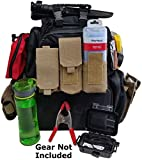 Case Club Tactical Pre-Cut 4-Pistol Backpack with