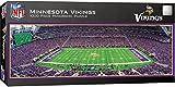 MasterPieces NFL Minnesota Vikings 1000 Piece Stadium Panoramic Jigsaw Puzzle