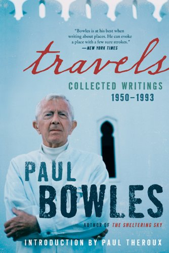 Travels: Collected Writings, 1950-1993 cover