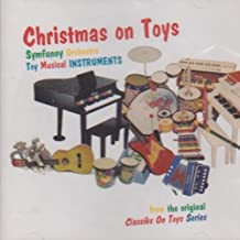 Christmas on Toys by Robert Lafond