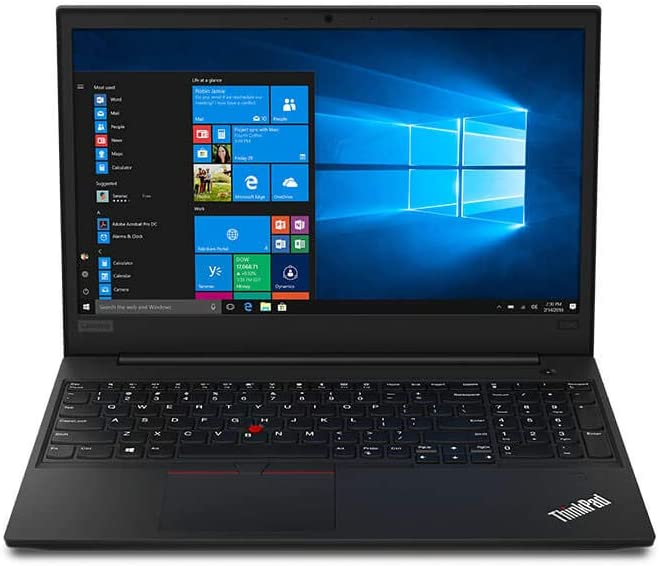 "Lenovo ThinkPad E590 15.6"" FHD (1920x1080) IPS Anti-Glare Display - Intel Core i5-8265U Processor, 16GB RAM, 512GB PCIe-NVMe SSD, 1TB Hard Drive, Windows 10 Pro 64-bit"