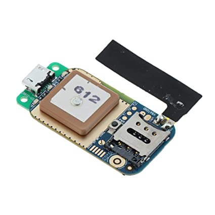 Flameer DIY Micro Hidden Mini GPS Tracker Positioner SOS Voice