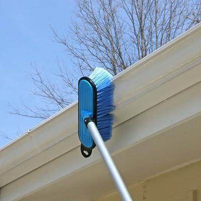 Mr. LongArm 0405 Soft Flow-Thru Brush  Blue: Home Improvement