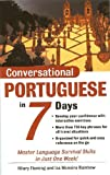 Conversational Portuguese in 7 Days, Hilary Fleming and Iza Moneiro Rainbow, 0071432701