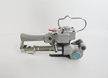 AQD-25 - Herramienta neumática de plástico para correas, grosor de 0,5