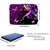 Meffort Inc 15 15.6 Inch Purple Color Matching