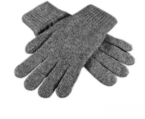 Child Grey Gloves (Kids Magic Gloves Teens Winter Gloves for Children 8-16 Yeas Old (Grey))