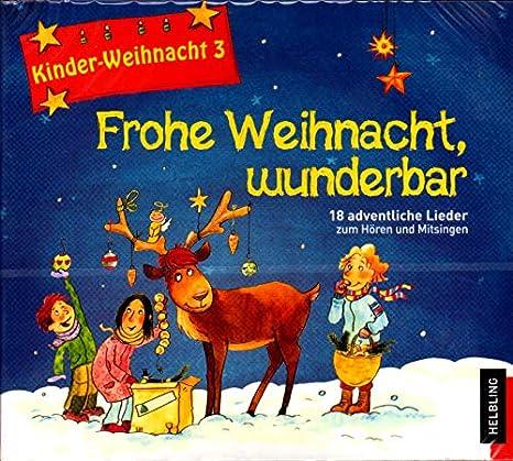 Niños de Navidad 3: ¡Feliz Navidad, Gris, CD – 18 adventliche ...