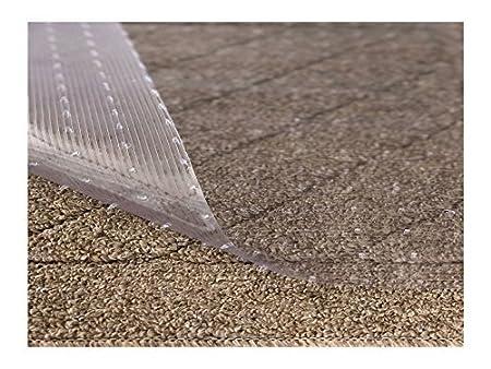 Resila Low Pile Vinyl Plastic Carpet Protector Runner Sterling Brands